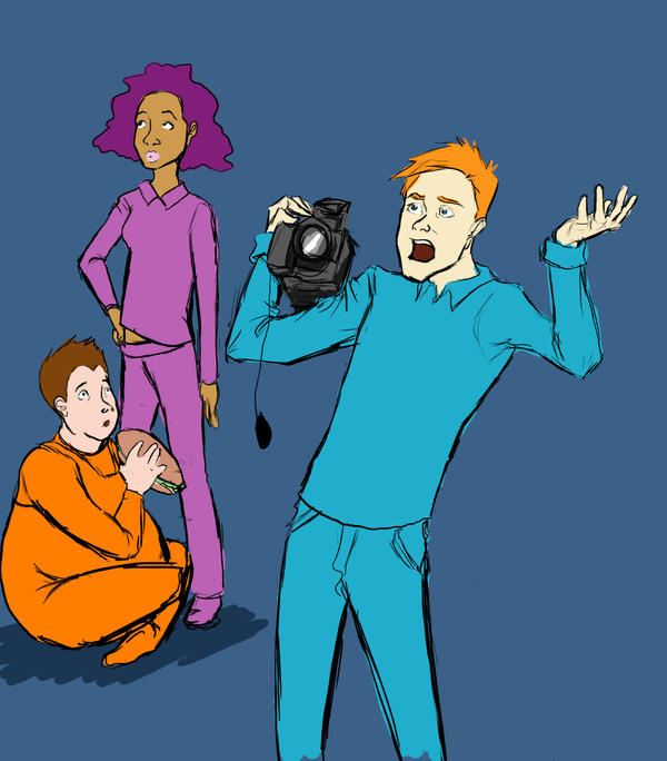 Home Movies Teens By Geniusbee On Deviantart