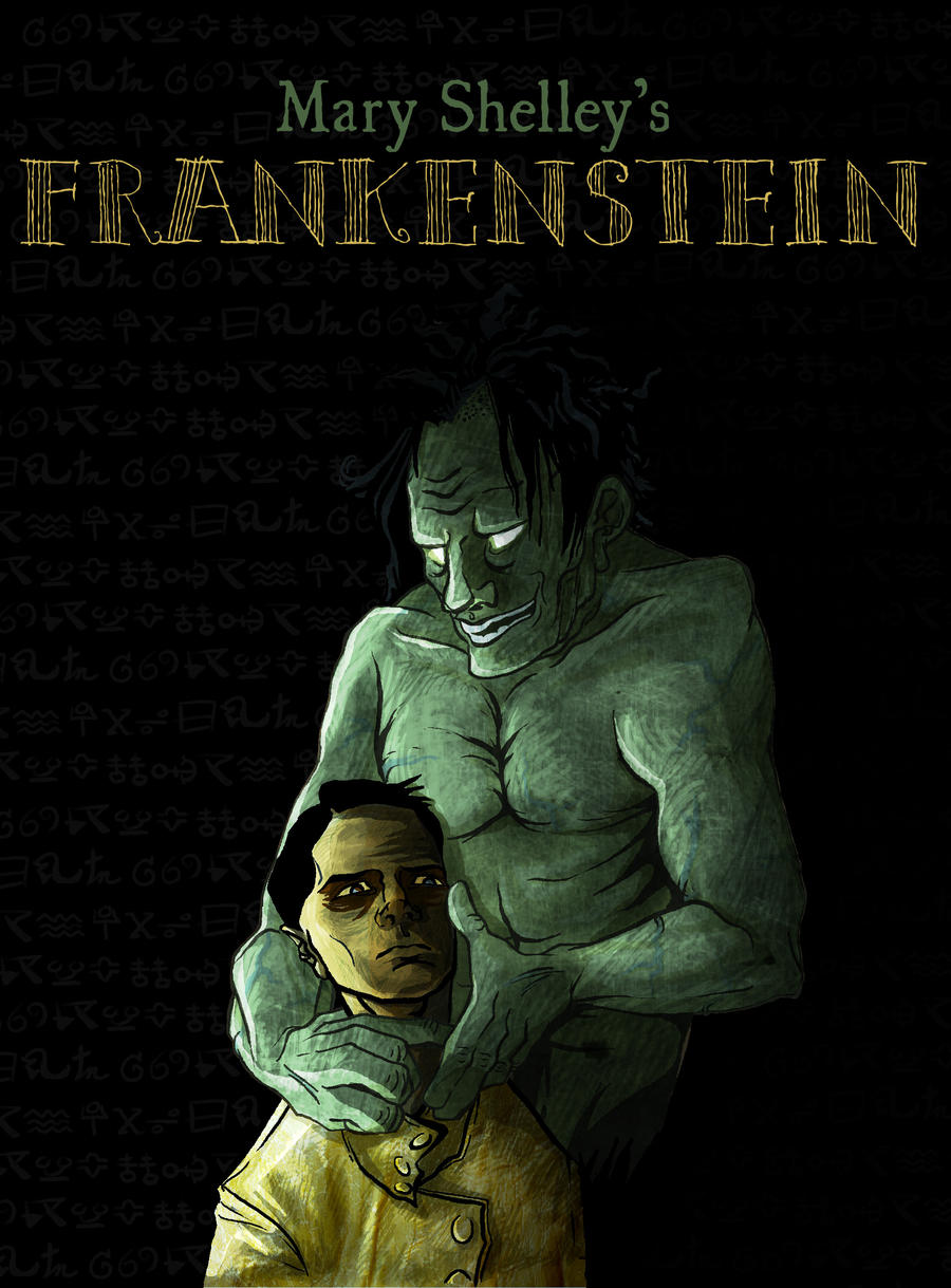 a summary of frankenstein by mary shelly