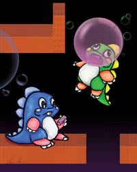 Bubble Bobble Bubble Gum