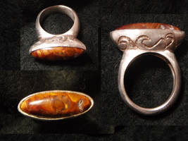 Etruscan Ring by biancaneve81