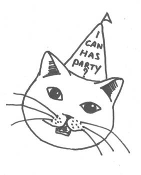 I can has party?