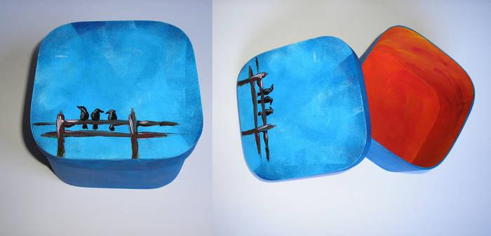 Yule box by Mutany