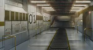 Space bunker