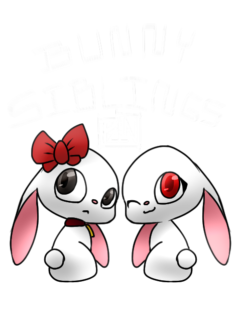 Show off your drawing skills!! - Page 36 Bunny_siblings_by_pazlin-da0f4nm