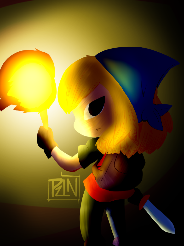 Show off your drawing skills!! - Page 37 Cadence_by_pazlin-da1v3hm