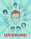 PosterVine The New Doctor Who Peter Capaldi Poster