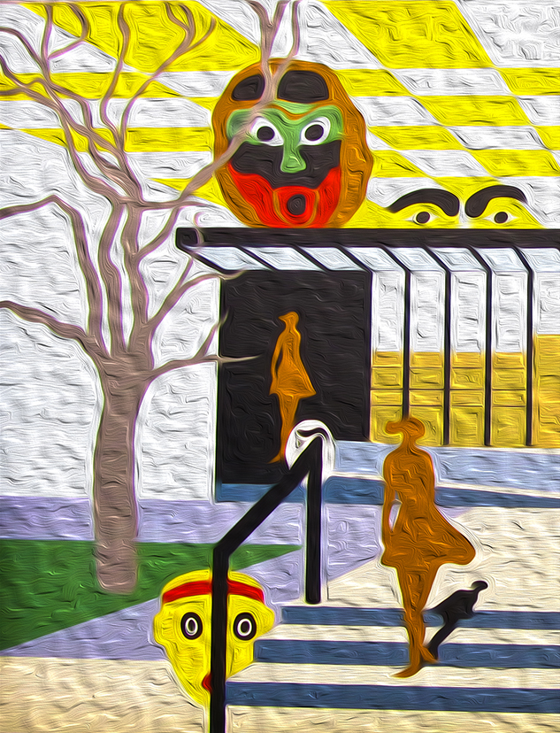 Postervine poster of the mural st louis art museum by for Poster mural 4 murs