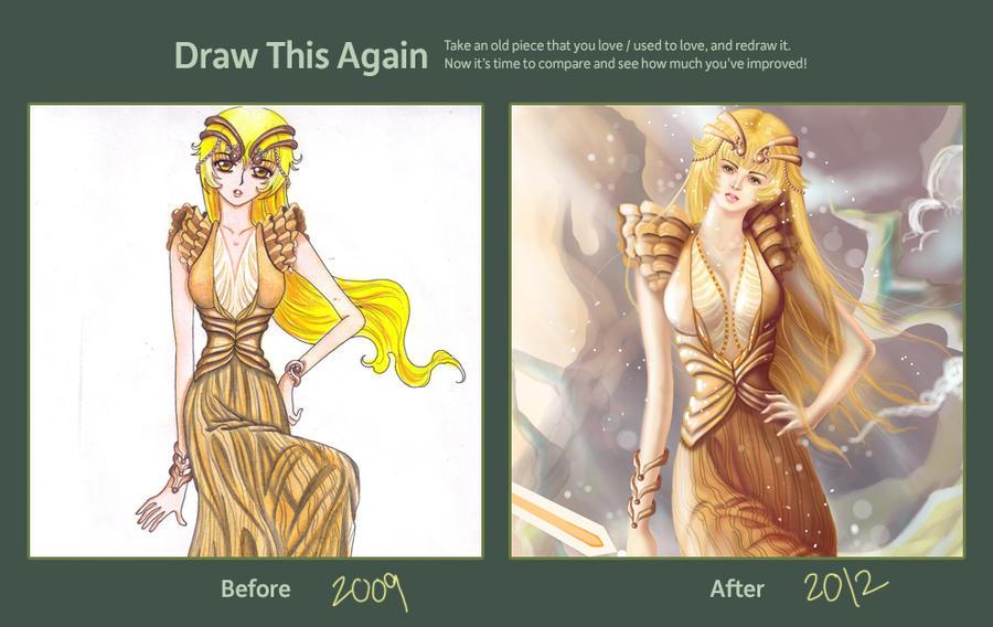 Draw This Again - ARMADA by eecb