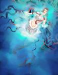 Silver Mermaid