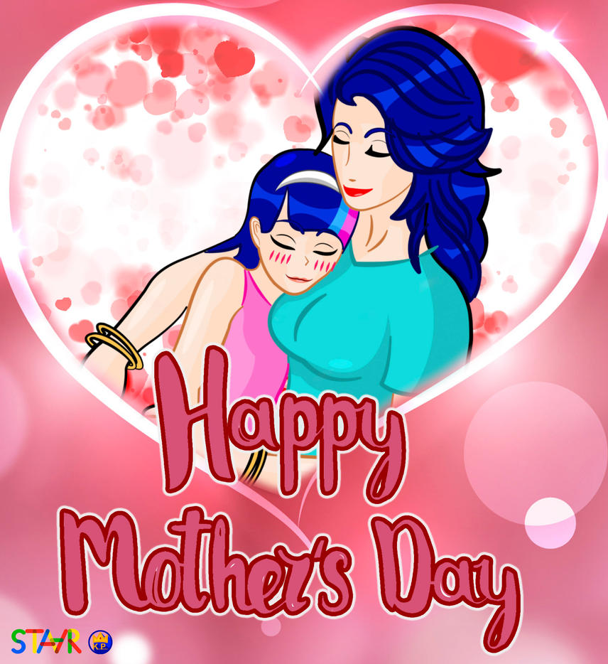 Mother,s day by acestaar01