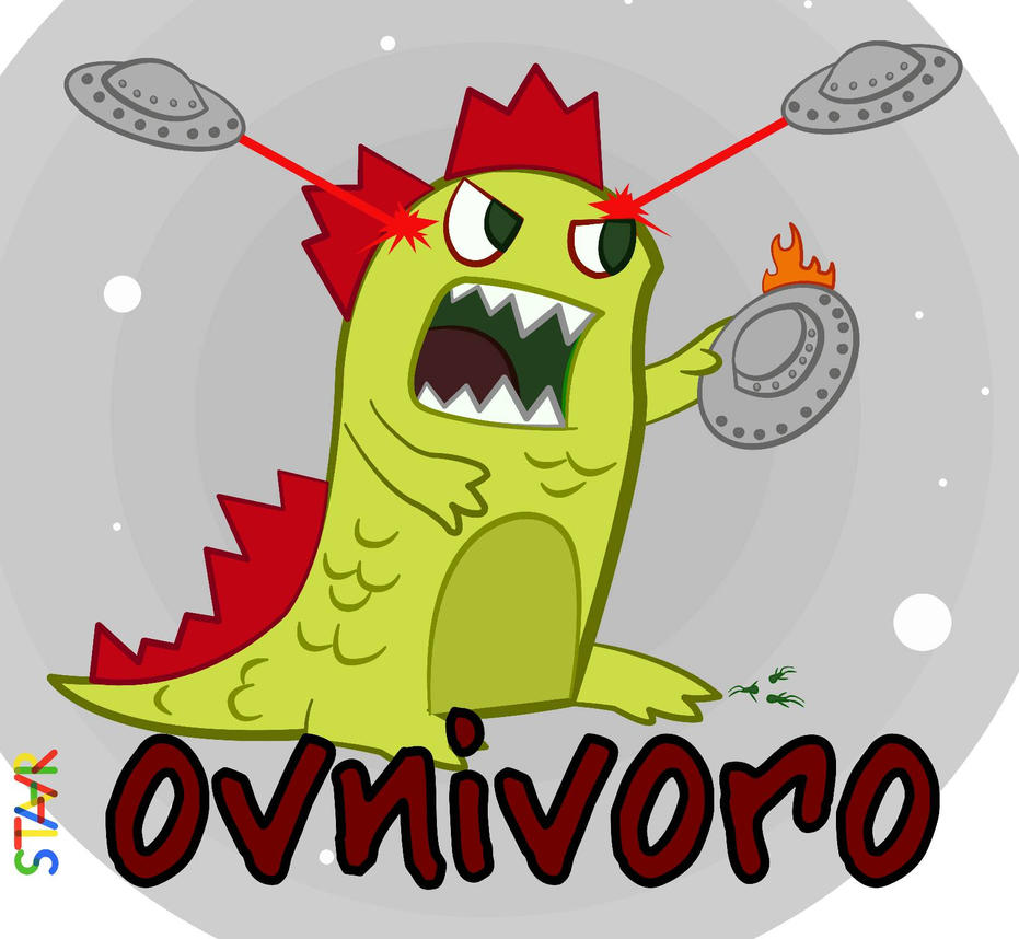 OVNIvoro by acestaar01
