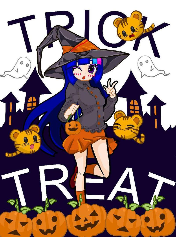 trick or treat by acestaar01