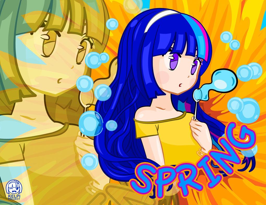 Spring by acestaar01
