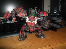 Mega Dred by SoylentRobot