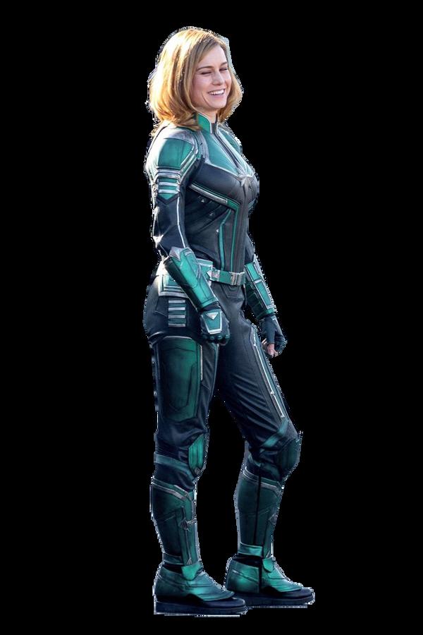 captain marvel suit