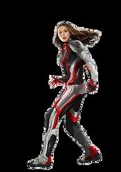 Scarlet Witch Endgame Quantum Suit Transparent by ggreuz