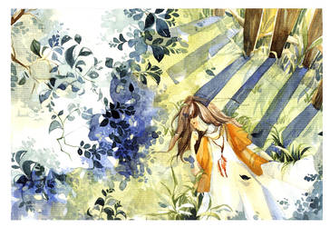 one summer day by kawako198