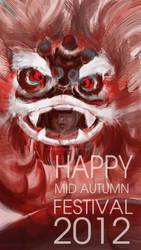 happy mid autumn 2012