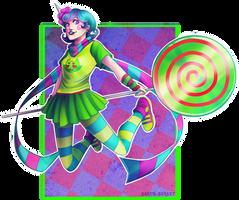 Trickster Roxy by Rixari