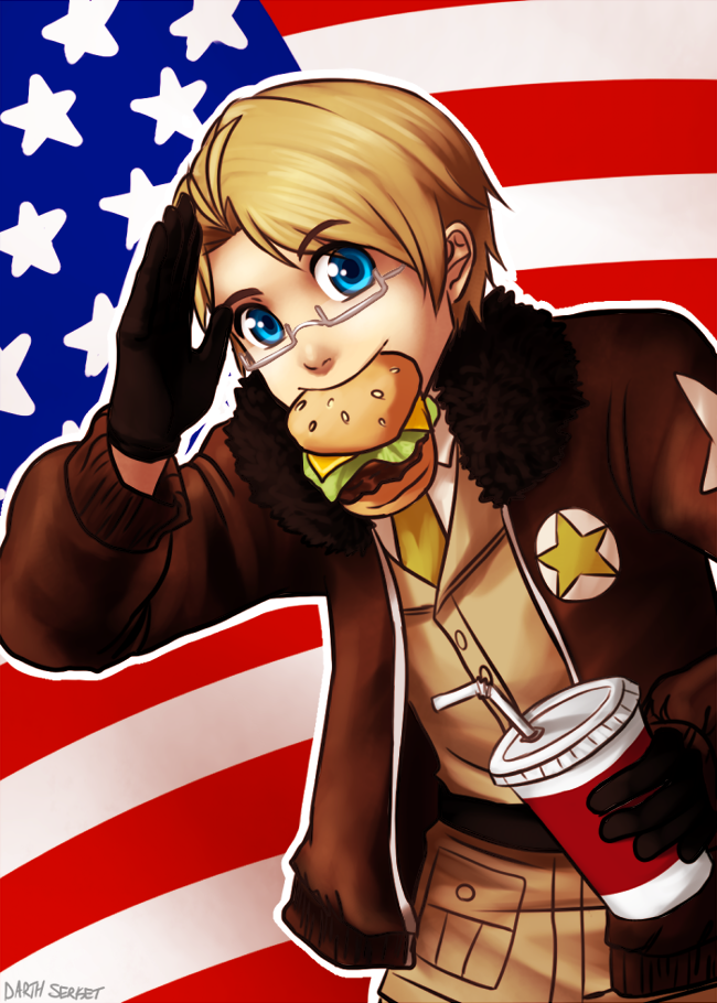 America by Rixari