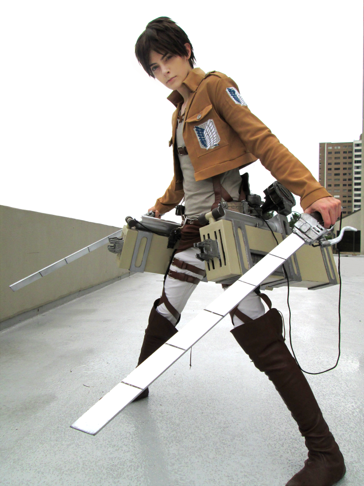 Attack on Titan - 3DMG by Rixari