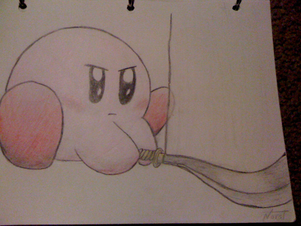 Kirby colored by ProNorst
