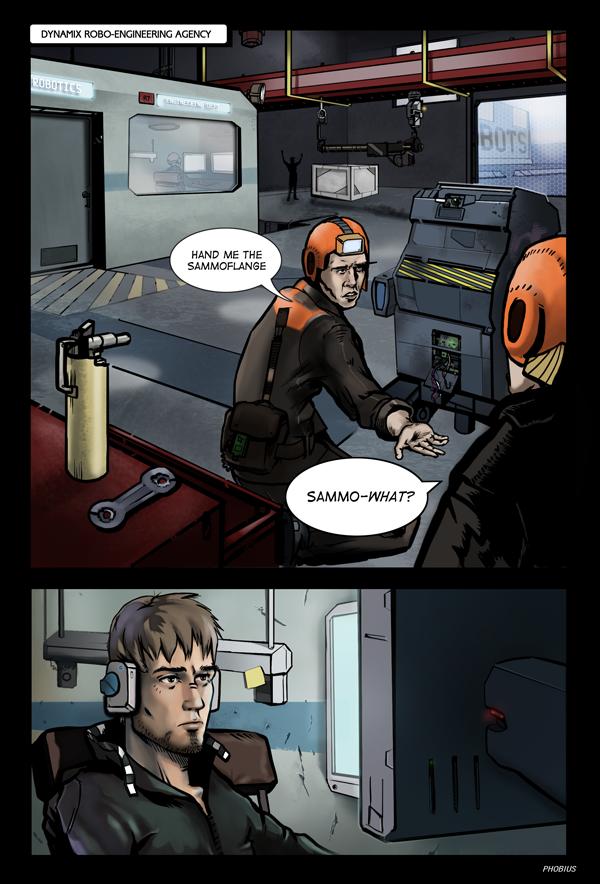 Phobius Episode 1 by cqb