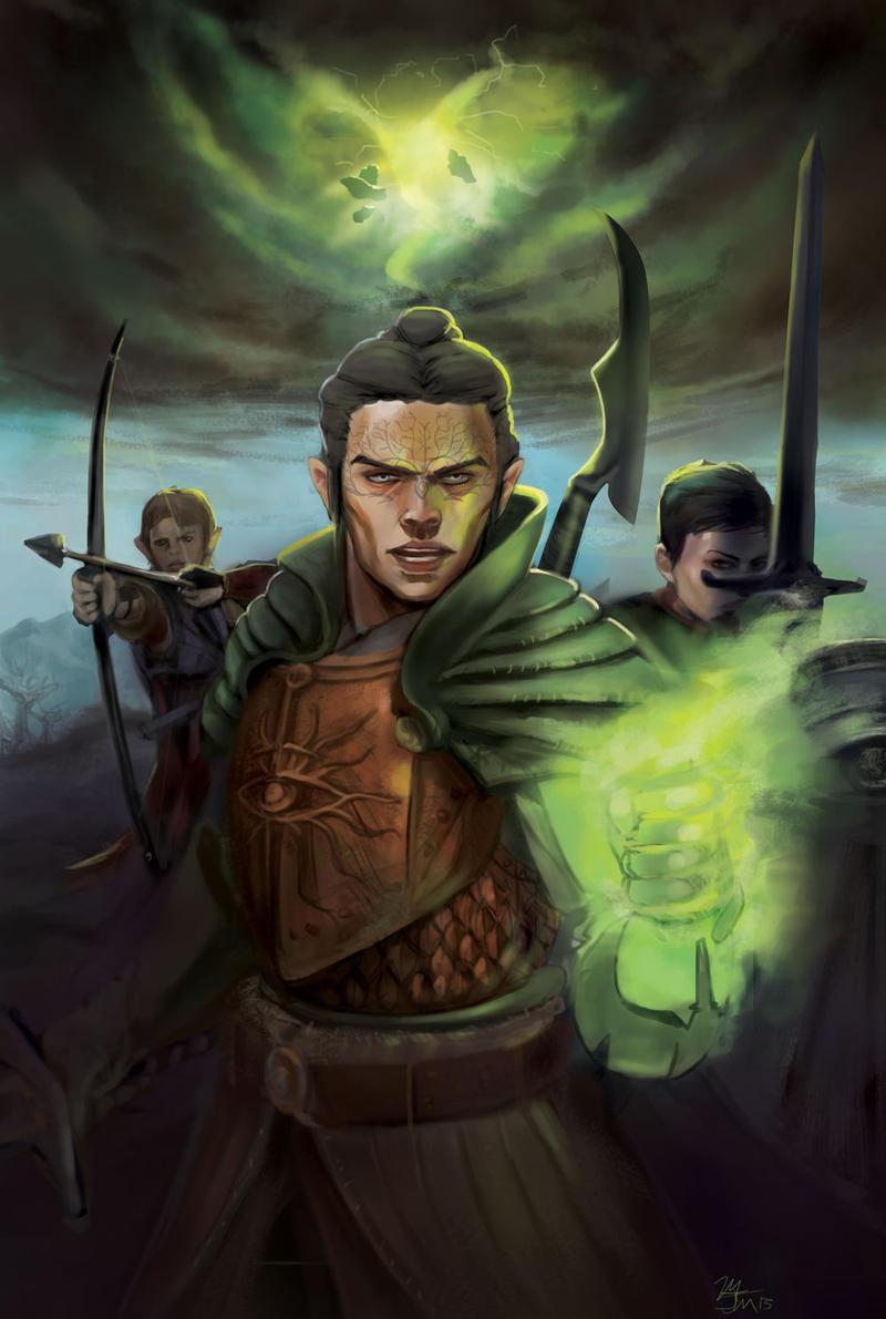 Elf!quistitor - Against the Breach by cqb