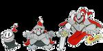 [CLOSED] Fakethon Day 1 - Knight: Camlok Duskull by infinipede