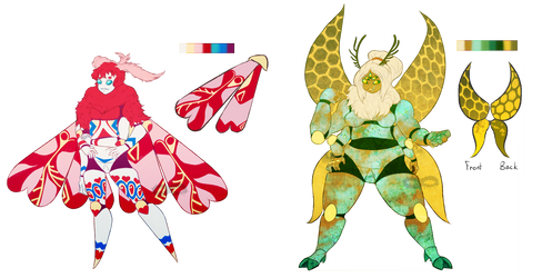 [1/2 OPEN] Calyptra Guest Auction by infinipede