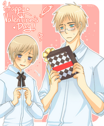 Happy Love Day by annako