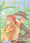 HarvestMoon: Summer Sun Cover