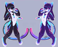 Cat Adopt Auction Thingy (CLOSED) by kvives