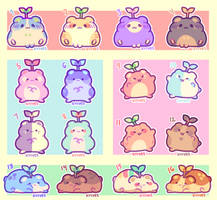 30 pt simple hammy adopts CLOSED by kvives