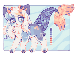 fish catto auction (cancelled) by kvives
