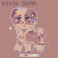 kyute bear ota open by kvives