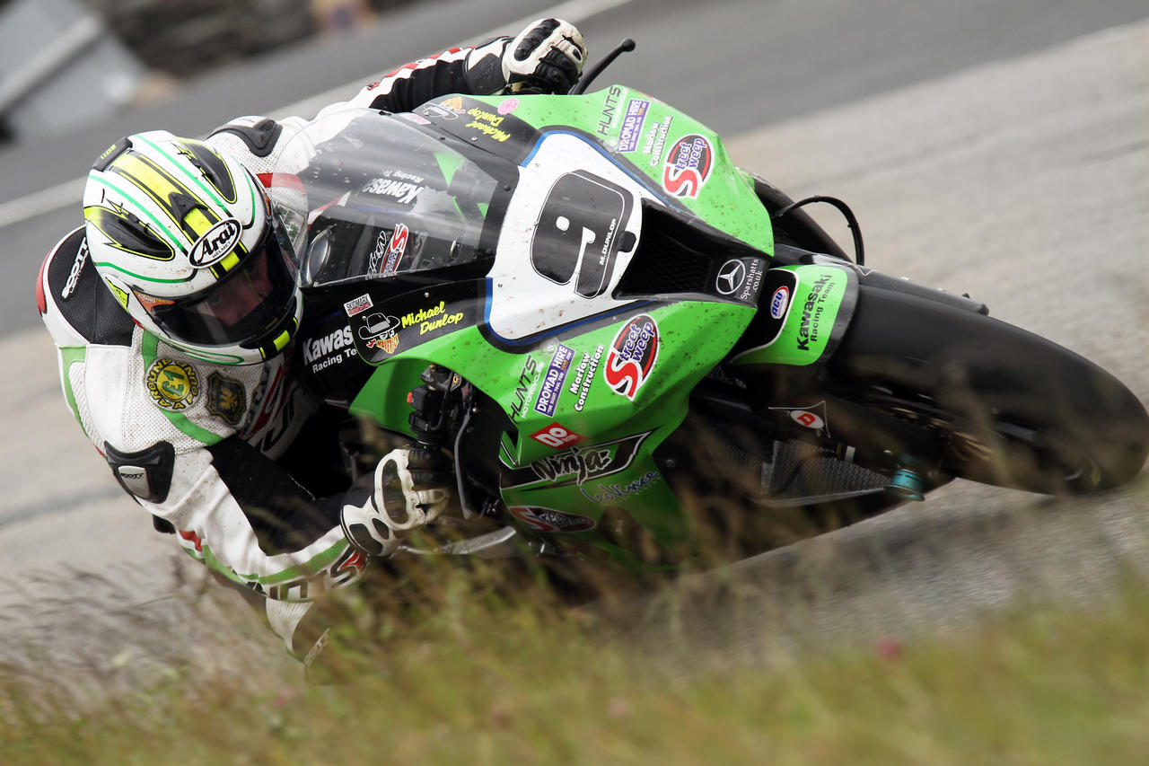Michael Dunlop by el-ginge