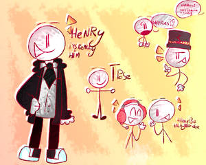 HENRY doodles moment