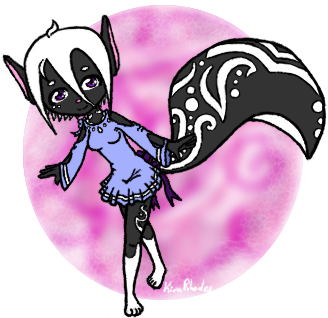 SkunkChibi by Neko-Kiona