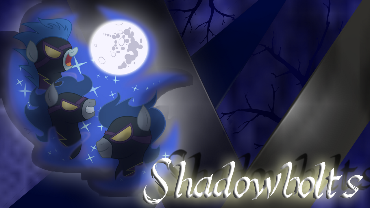 Shadowbolts Wallpaper by TheWolfPack15