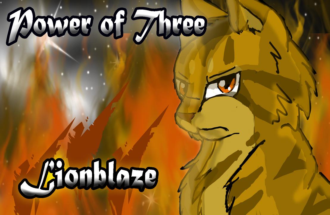Lionblaze Wallpaper By TheWolfPack15
