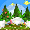sheep by mabische