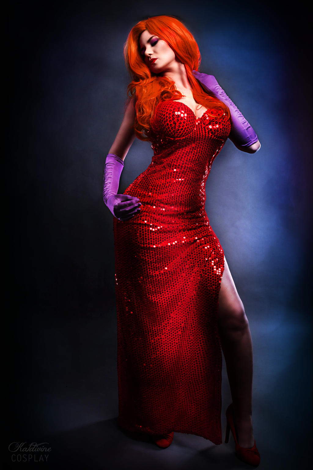 jessica rabbit with a cock