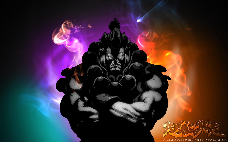 Ultimate Akuma - Wallpaper by RakuX