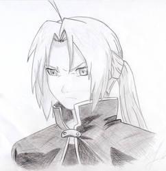 Edward by CrownedAlchemist