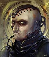Borg by Lanasy