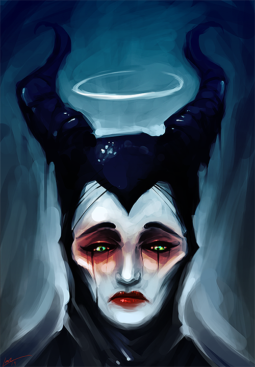 Maleficent by Lansay