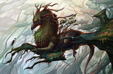 Gladekeeper by Lanasy