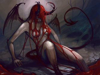 Birth of a Succubus