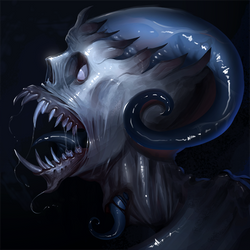 Demon Horn Worms by Lanasy